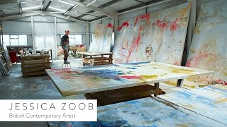 Download British Contemporary Artist: Jessica Zoob Video
