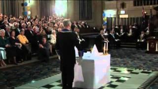 Download Ritual da Maçonaria - Cerimônia de Consagração - Ritual maçônico Video