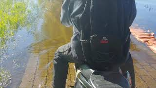 Download Ebikes underwater with the rednecks Video
