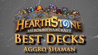 Download BEST HEARTHSTONE DECK - 100% WIN RATE - AGGRO SHAMAN Video