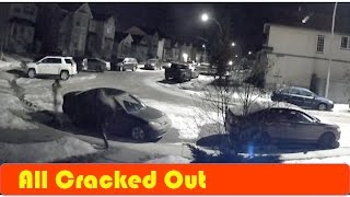 Download Crackheads running Naked in Front of my Security Cameras Video