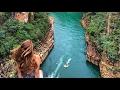 Download Capitólio MG - Canyons em Furnas - Paraíso em Minas Gerais - Visto de Cima - Parte 2 Video