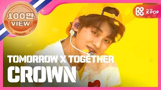 Download Show Champion EP.307 TOMORROW X TOGETHER - CROWN Video