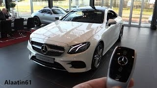 Download 2017 Mercedes E Class Coupe In Depth Review Interior Exterior AMG 2018 Video