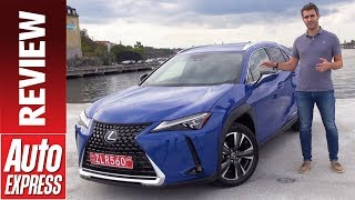 Download New Lexus UX review - hybrid crossover to battle BMW X1 and Audi Q3 Video