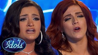 Download SISTER VS SISTER! UNEXPECTED Audition On American Idol 2018 SURPRISES EVERYONE! Idols Global Video