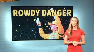 Download Rowdy danger, Prince of Bell-Air and more in Rearview Mirror Video