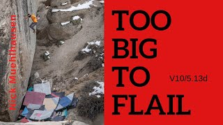 Download Too Big to Flail (V10): Nick Muehlhausen Video
