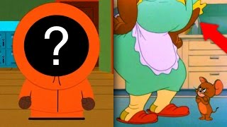 Download 6 Cartoon Characters Who Secretly Revealed Their Faces! Video
