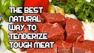 Download The Best Way to Tenderize Tough Meat Video