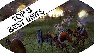 Download TOP 5 BEST UNITS - Total War: Shogun 2 - Fall of the Samurai! Video