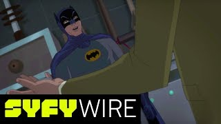 Download Batman vs. Two-Face starring Adam West & William Shatner - Exclusive Sneak Peek | SYFY WIRE Video