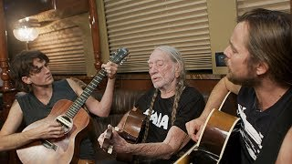 Download Willie Nelson and His Sons Discuss Growing up on Tour and Performing as a Family Video