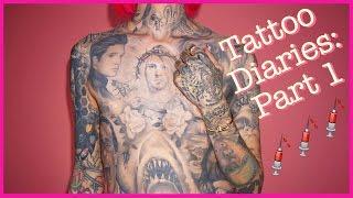 Download THE JEFFREE STAR TATTOO DIARIES: PART 1 Video