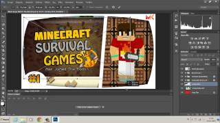 Download Minecraft Survival Games Thumbnail Template | Edit By Mete Kaçar Video