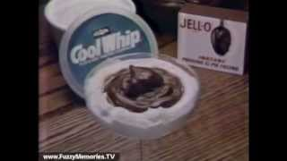 Download Cool Whip & Jell-O Pudding Commercial with Marge Redmond & Bill Cosby-Pudding In A Cloud (1980) Video