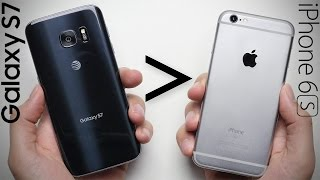 Download 25 Reasons Why Galaxy S7 Is Better Than iPhone 6S Video