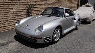 Download 959 Porsche Ride Along with Tony Callas of Callas Rennsport Video