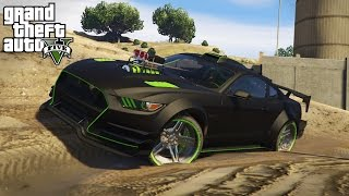 Download STREET CAR OFF-ROADING! Dirt Track & Mudding in Performance Cars! (GTA 5 PC Mods) Video