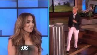 Download Ellen and Jennifer Lopez Dance-Off! Video