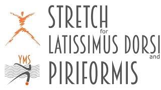 Download Stretch for Latissimus Dorsi and Piriformis Video