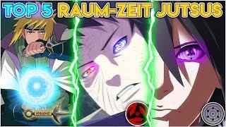 Download Top 5 Raum Zeit Jutsus (Teleportations - Jutsus) - Naruto Shippuden Video