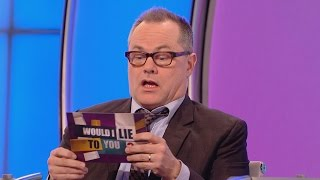 Download Did Jack Dee find a builder eating doughnuts in his bath? - Would I Lie to You? Series 9 - BBC Video
