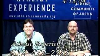 Download Minister Caller | Atheist Experience 340 Video