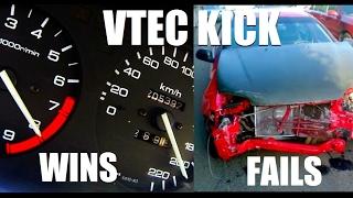 Download Vtec Kick Compilation (Wins And Fails) Video