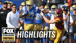 Download USC vs. UCLA | FOX COLLEGE FOOTBALL HIGHLIGHTS Video