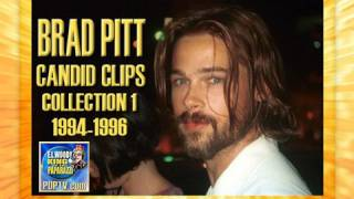Download Brad Pitt Exclusive Clips Collection 1994-1996 Video