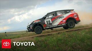 Download Season Highlights: Toyota Rally RAV4 Featuring Ryan Millen | RAV4 | Toyota Video