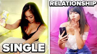 Download SINGLE VS RELATIONSHIPS Video