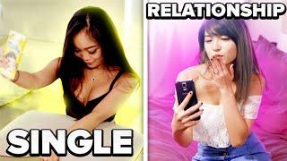 Download SINGLE VS RELATIONSHIPS Video