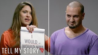 Download Are You Judging a Book By Its Cover? | Tell My Story, Blind Date Video