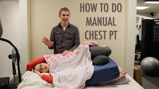 Download HOW TO DO MANUAL CHEST PT (Airway Clearance) Video