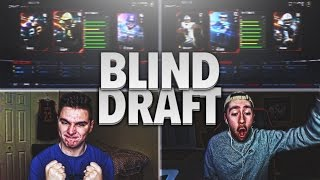 Download BLIND DRAFT N' PLAY WITH JAY CANADA! MADDEN 17 DRAFT CHAMPIONS Video
