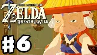 Download Impa at Kakariko Village! - The Legend of Zelda: Breath of the Wild - Gameplay Part 6 Video