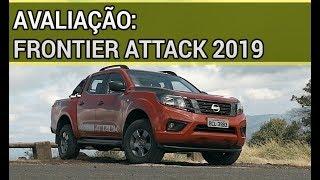 Download Nissan Frontier Attack 2019: prós e contras da picape média Video