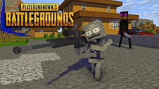Download Monster School : Player Unknown Battlegrounds(PUBG) Challenge - Minecraft Animation Video