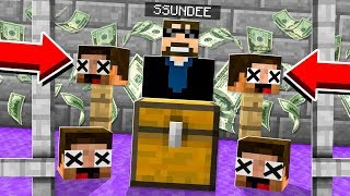 Download Collecting *YOUR* Heads!! Minecraft: JAIL BREAK #13 Video