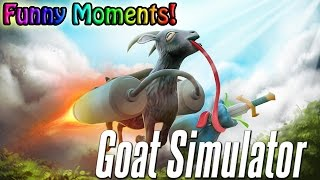 Download Goat Simulator - Funny Moments Montage! Video