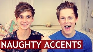 Download NAUGHTY ACCENTS Video