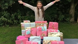 Download ISABELLE'S 11th BIRTHDAY MORNING PRESENT OPENING!! Video