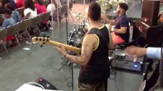 Download MORGAN TURNER on bass! - COGIC AIM 2013 Midnight Musical Video