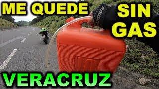 Download COZUMEL EN MOTO 1 ME QUEDO SIN GAS EN VERACRUZ- BLITZ RIDER Video