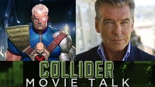 Download Are Ryan Reynolds and Hugh Jackman Teasing Pierce Brosnan As Cable? - Collider Movie Talk Video
