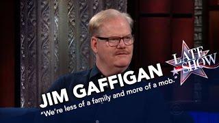 Download Comedian Jim Gaffigan Has Too Many Children Video