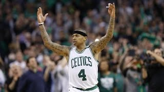 Download Isaiah Thomas Playoff Career High 53 Points! Overtime! Wizards Celtics Game 2 Video