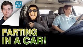 Download Farting When People Are Trapped In A Car! Video